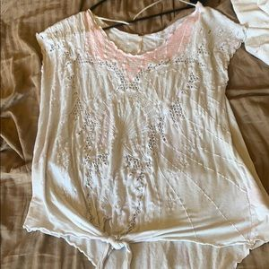 Free People Women's Size Medium Blouse